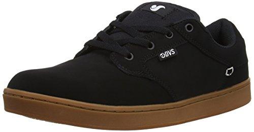 DVS Shoes - Sneaker, Uomo, Nero (Black Trubuck), 42 (8 uk)