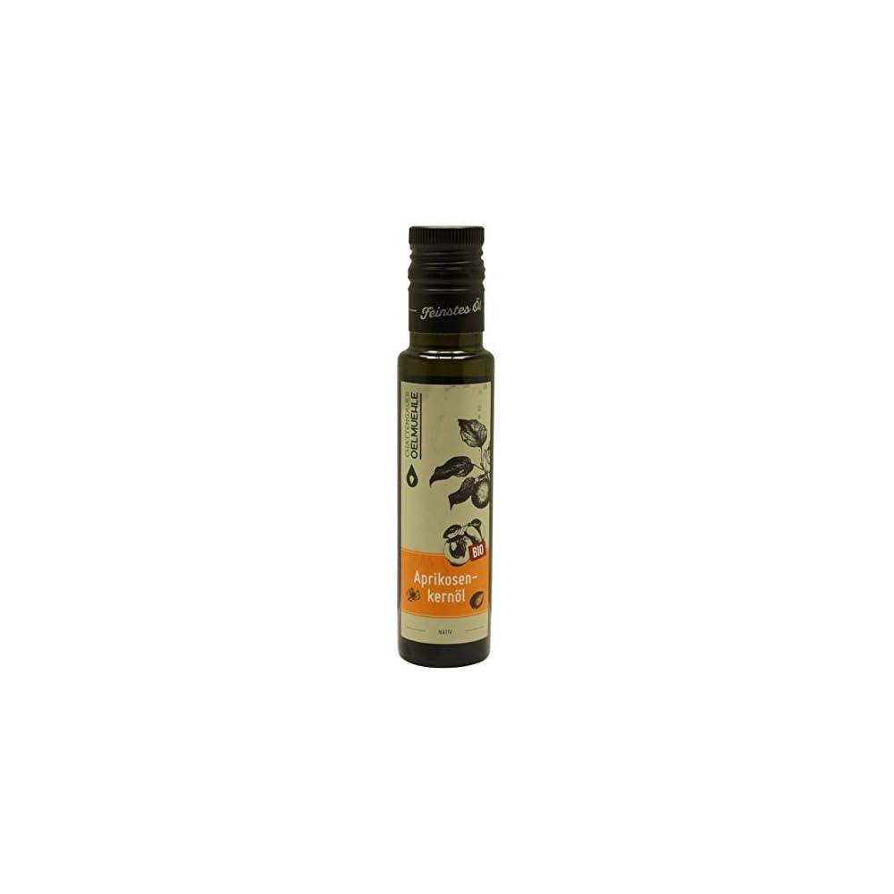 Chattengauer Lmhle Chattengauer Bio Aprikosenkernl Nativ 100 Ml