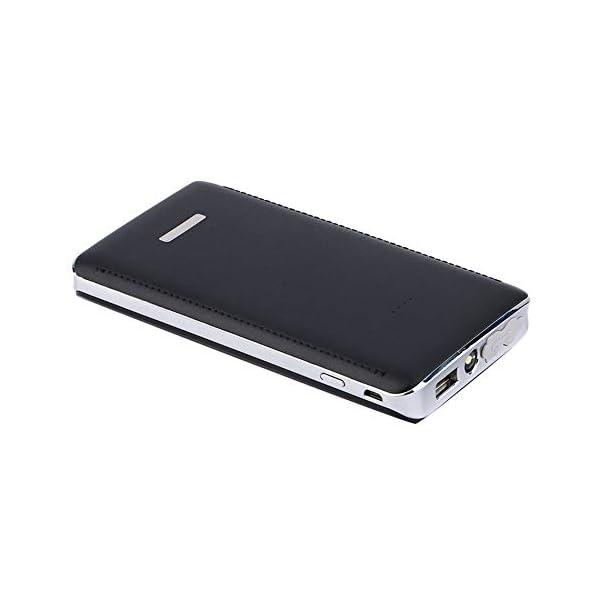 30000mAh Portátil Jump Starter Pack Booster LED Charger Battery Power Bank Fuente de alimentación de arranque portátil de emergencia