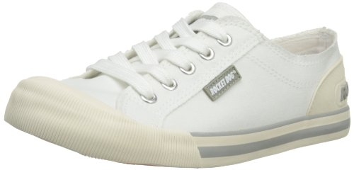 Rocket Dog Jazzin, Baskets mode femme Blanc (White)