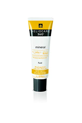 IFC Dermatologie HELIOCARE 360° - Mineral Fluid SPF 50+, 50 ml