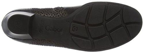 Gabor Basic, Bottes Classiques Femme Noir (Schwarz Micro)
