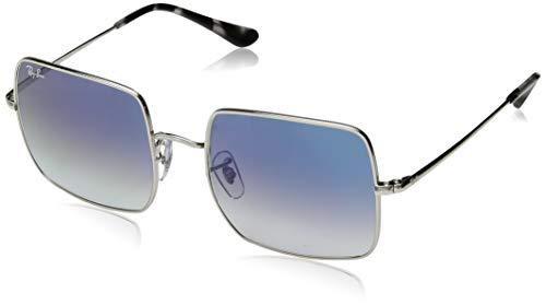 Ray-Ban Unisex-Erwachsene 0RB1971 Sonnenbrille, Gold (Silver), 54.0