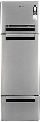 Whirlpool 330 L Frost-Free Multi-Door Refrigerator (FP 343D PROTTON ROY ALPHA STEEL (N), Alpha Steel)