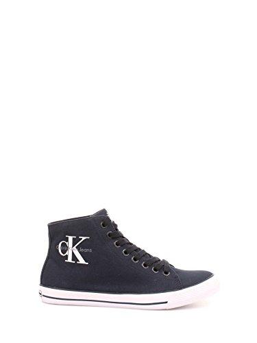 Calvin Klein Jeans Ozzy Canvas, Baskets Basses homme Bleu