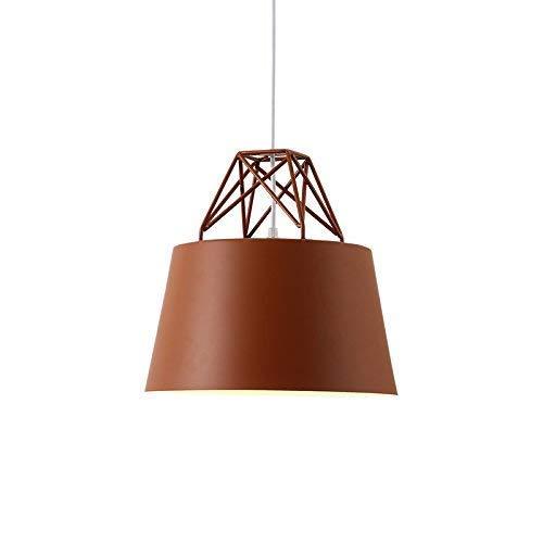 G-D Pendelleuchte Der Nordische Stil Minimalistische Einfache Restaurant Cafe Bar Kronleuchter Lampe Macarons Farbe Moderne Zeitgenössische Kreative Tieyi Beleuchtung, Khaki -
