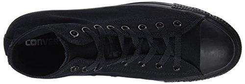 Converse Unisex-Erwachsene C Taylor A/s Hi Sneakers Schwarz (Noir Mono)