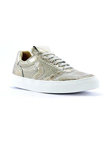 Voile Blanche Blanche Voile Sneaker Damen Gold aqTd6wq