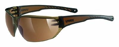 UVEX Erwachsene Sportbrille Sportstyle 204