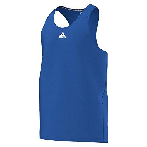 Adidas RS SNG M-Maglietta per uomo, UOMO, blu, XXL