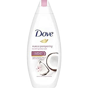 Dove Purely Pampering with Coconut Milk & Jasmine Body Wash 500 ML