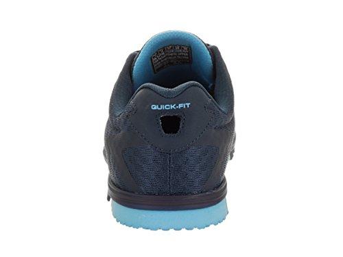 Skechers Damen Sneaker Go Mini Flex SPEEDY Blau Navy