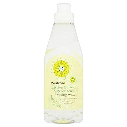 Waitrose Passion Flower & Grün Tee Bügeln Wasser 1000ml - Bügel-tee