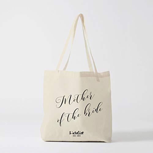 Tote Bag Mother of the Flansch Bag Canvas Cotton Bag Canvas Bag Tote Bag Geldbeutel Shopper -