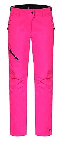 ICEPEAK Damen Hose Josie, Pink, 38, 254090659I