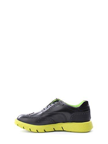 Docksteps , Mocassins pour homme Noir/beige - Black/black
