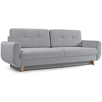 mb-moebel Polstergarnitur 3er Sofa und Zwei Sessel Couch ...