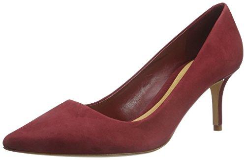 SchutzHoney - Scarpe con Tacco Donna , Rosso (Rosso vino), 37|#Women