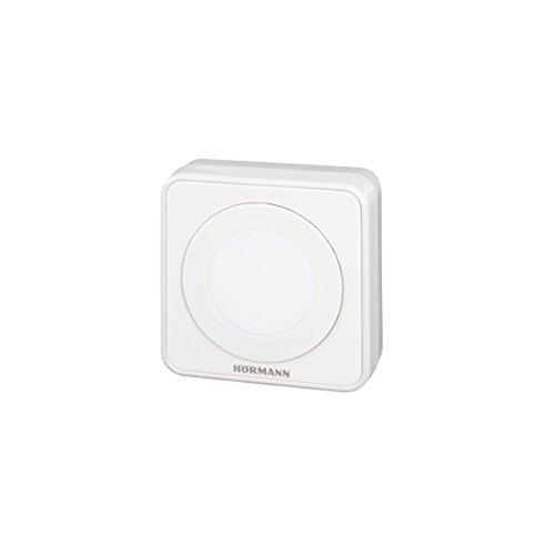 Preisvergleich Produktbild Hörmann 4511646 Drucktaster / Innentaster IT1b-1 ~ überzeugt durch Exklusives Design und 100% ige Kompatibilität,  große beleuchtete Taste,  komfortable Öffnung des Tores