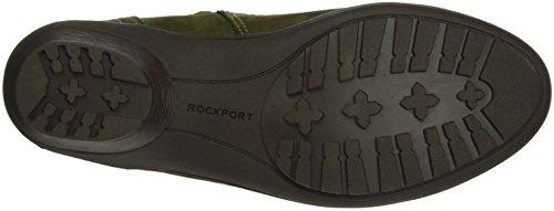 Rockport Riley-Ch Intl, Stivaletti Donna Marrone (Brown (Spruce))