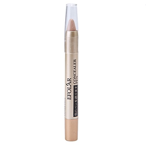 VWH Concealer, 1PCS Powder Makeup Natural Creme Concealer Highlight Contour Pen Stick (3 # dunkelTeint)