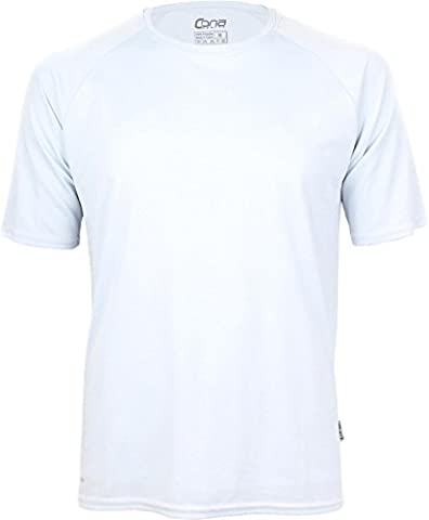 Basic Funktions - Sport T-Shirt in vielen Farben Farbe Ice
