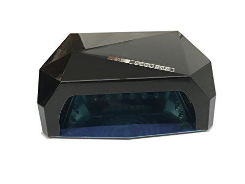 Crisnails - 36W Lámpara Uñas Manicura CCFL CFL Gel