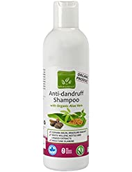 Shampoing bio anti-pelliculaire avec aloe vera bio