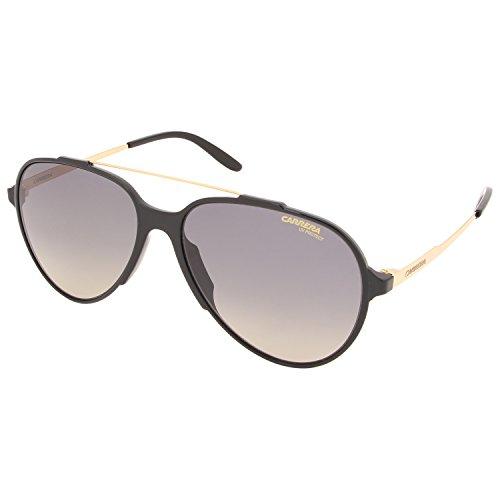 Carrera Gradient Aviator Unisex Sunglasses - (CARRERA 118/S REW 57DX|57|Grey Color)