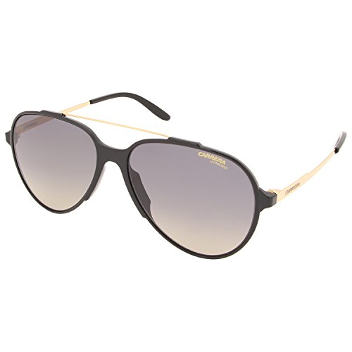 7b3c0bd3779 Carrera Gradient Aviator Unisex Sunglasses - (CARRERA 118 S REW 57DX