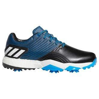 adidas Herren Adipower 4 Golfschuhe, Blau (Azul/Negro Ac8261), 41 1/3 EU
