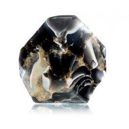 Savon Gemme - Onyx noir - 170 Grs