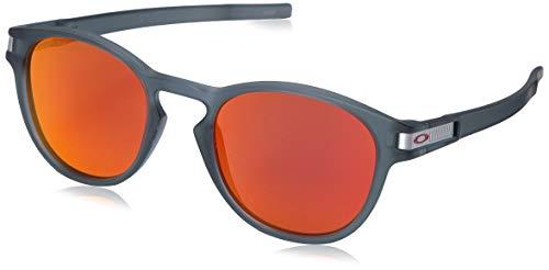 Ray-Ban Herren Latch Sonnenbrille, Schwarz (Negro), 52