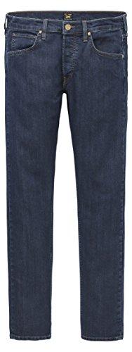 lee-daren-zip-jeans-uomo-blu-dark-indigo-w34-l34-taglia-produttore-34