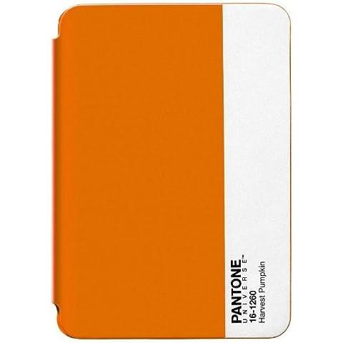 Case Scenario PA-IPMBK-001 Custodia Pantone Universe iPad mini Standing Bookcase Harvest Pumpkin, Arancione