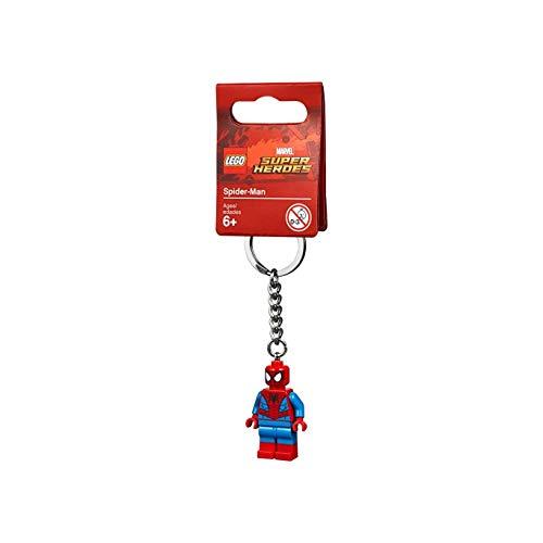 Marvel Lego Super Heroes - Porte-Clés Spider-Man - 853950