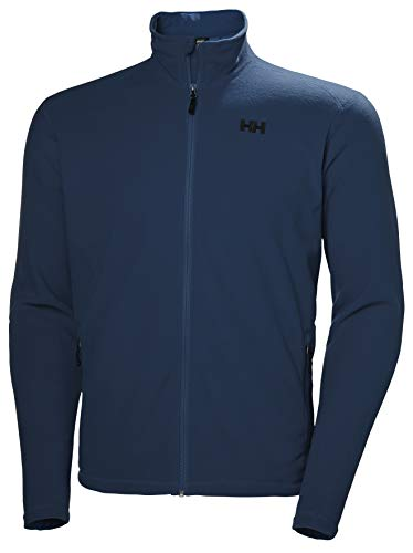 Helly Hansen Daybreaker Fleece Jacket Sudadera, Hombre, Azul (North Sea Blue 603),...