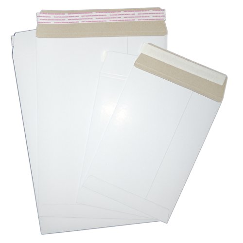 EPOSGEAR A3/C3Weiß alle Board Kalender Karten Umschläge 457mm x 330mm 25er-Pack Peel & Seal (A3-umschläge Weiß)