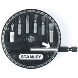 Stanley Bit Set 7 piezas
