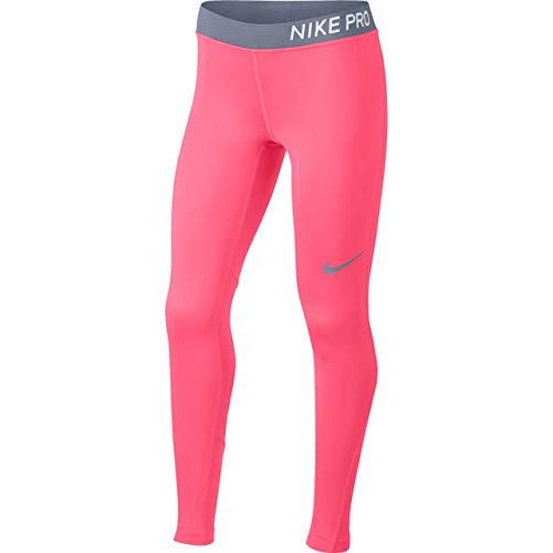 Nike Mädchen 890228 Tight, Pink Nebula/Ashen, XS -