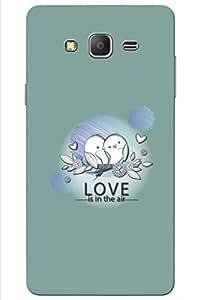 AMAN Love Lite Colour 3D Back Cover for Samsung Galaxy J7