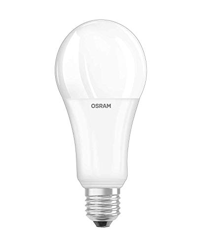 Osram Star Classic A Lámpara LED E27, 20 W, Blanco