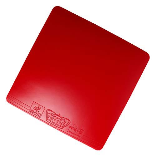 SM SunniMix Tischtennisschläge Gummi PingPong Paddel Ersatzgummi - Rot