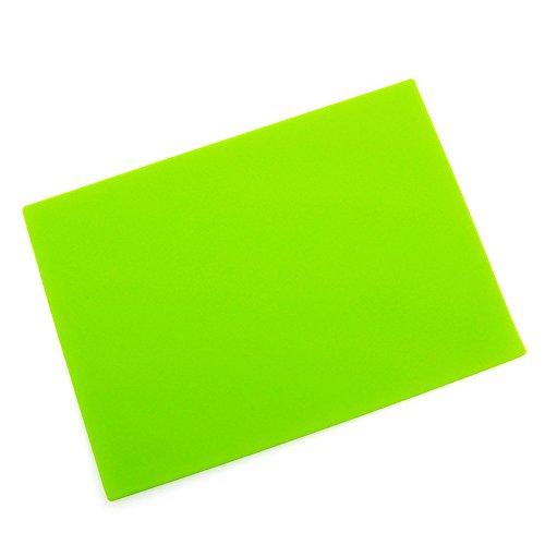 1pcs �Silikon-Isoliermatte】 Silikon-Tischset-Backen-Rollenauflage-Quadrat nach dem Zufall zufügen Hitzebeständig für Haus oder draußen durch OPUSS-10 FARBEN