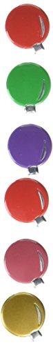 Occhiello Outlet Brads-ornamento 12/Pkg