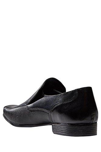 next Homme Chaussures sans lacets texturées Noir