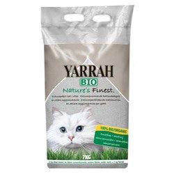 Yarrah Organic Cat Litter 7 kg from Yarrah