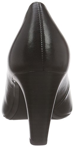 Gabor, Escarpins Femme, Marron Noir (27 schwarz)