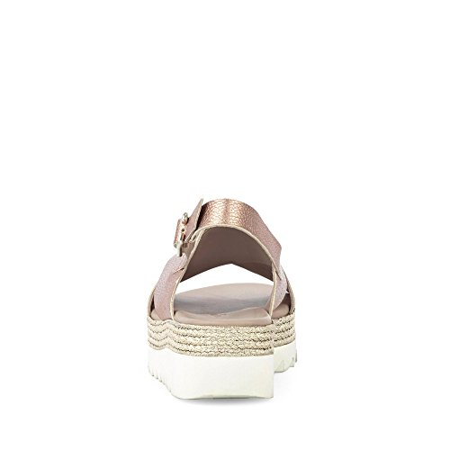 Paul Green 7157002, Sandales Pour Femme rosé metallic