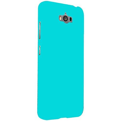 premium selection 70827 8b345 Johra Sky Blue Hard Back Cover For Asus Zenfone Max ZC550KL